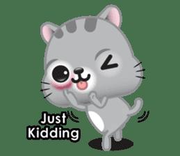 Mimi, The Cat sticker #944411