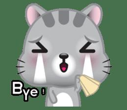 Mimi, The Cat sticker #944422