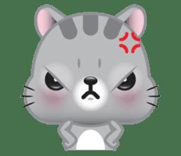 Mimi, The Cat sticker #944426