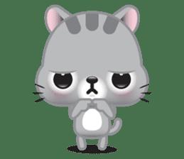 Mimi, The Cat sticker #944430