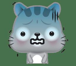 Mimi, The Cat sticker #944436