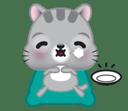 Mimi, The Cat sticker #944441