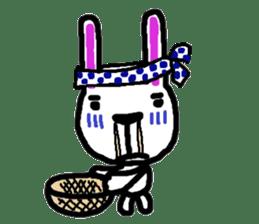 Rabbit brothers2 sticker #944610