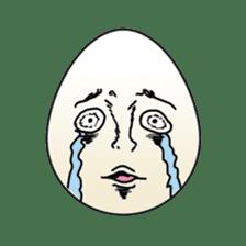 Horror Egg sticker #944969