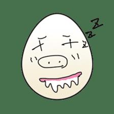 Horror Egg sticker #944986