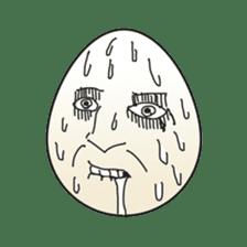 Horror Egg sticker #944989