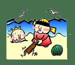 NITO daily life conversation sticker #946644