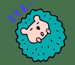 Hurry the hedgehog sticker #947378