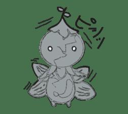 Fairy Reply sticker #948629