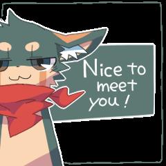 Hello! I'm Izuna.