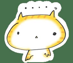 Nyan-tomo sticker #950220