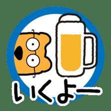 OYAJI365 sticker #950261