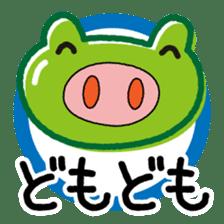 OYAJI365 sticker #950262