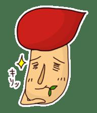 KinokinoSAN of the mushroom sticker #952091