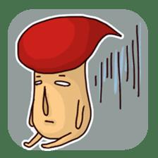 KinokinoSAN of the mushroom sticker #952094