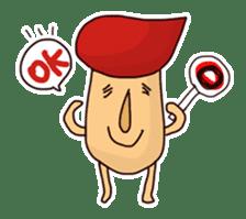 KinokinoSAN of the mushroom sticker #952097