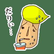 KinokinoSAN of the mushroom sticker #952108