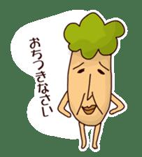KinokinoSAN of the mushroom sticker #952112