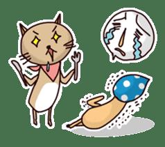 KinokinoSAN of the mushroom sticker #952117