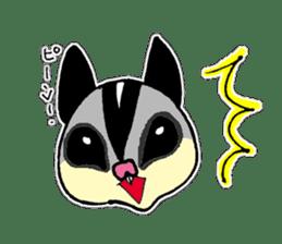 I love Sugar Glider sticker #953660