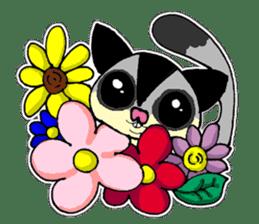 I love Sugar Glider sticker #953675