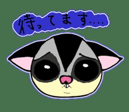 I love Sugar Glider sticker #953678