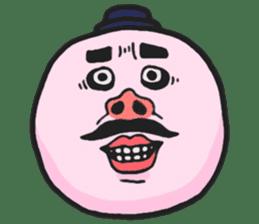 Balloon Monster sticker #953751