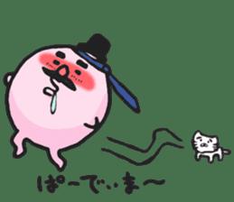 Balloon Monster sticker #953759