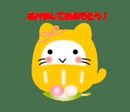 neco-dharman sticker #954372