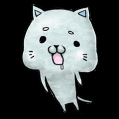 Maybe cat Sticker