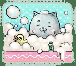 Maybe cat Sticker sticker #956088