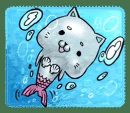 Maybe cat Sticker sticker #956094
