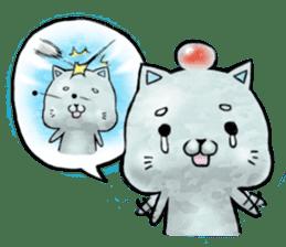 Maybe cat Sticker sticker #956095