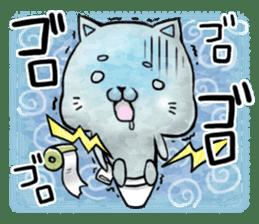 Maybe cat Sticker sticker #956114