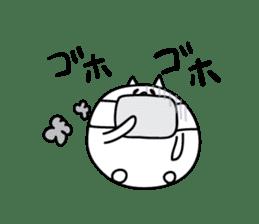 maru-neko2 sticker #956242