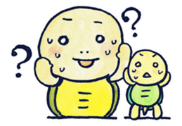 parent and child of a tortoise sticker #956561
