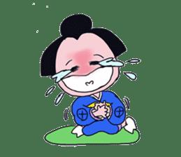 Satsumaogojo(Kagoshimaben) sticker #956574