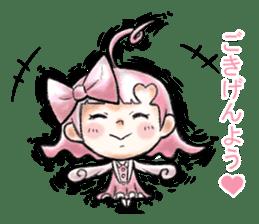 uzakawa angel sticker #957055