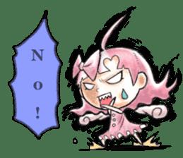 uzakawa angel sticker #957058