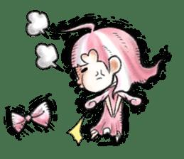 uzakawa angel sticker #957062