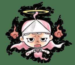 uzakawa angel sticker #957064
