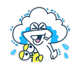 Mok & Yok Sticker sticker #957137