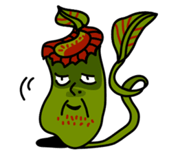 Nepenthes LINE Stickers sticker #958087