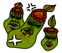 Nepenthes LINE Stickers sticker #958094