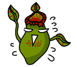 Nepenthes LINE Stickers sticker #958095