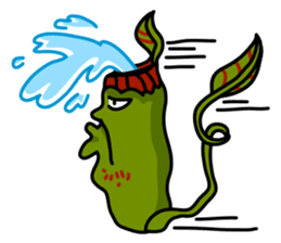 Nepenthes LINE Stickers sticker #958096