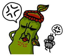 Nepenthes LINE Stickers sticker #958121