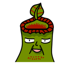 Nepenthes LINE Stickers sticker #958122
