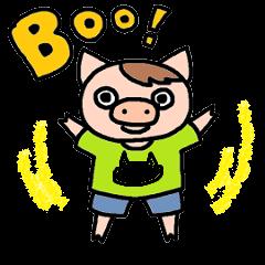 Boo Boo Boo!