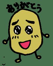 Mr Potato sticker #960528